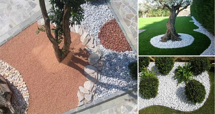 Decorare il giardino coi sassi tante soluzioni pagina 3 - Come decorare il giardino ...