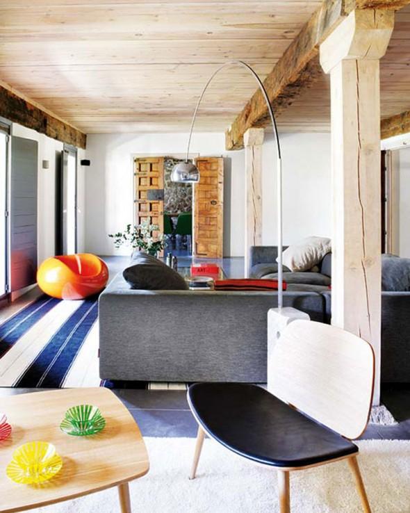 Arredare una casa in stile rustico moderno pagina 3 di 4 for Arredamento rustico moderno