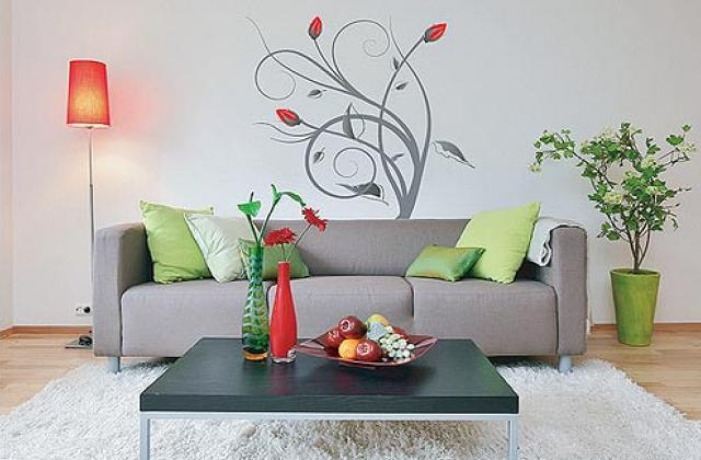 Stencil per decorare le pareti: idee per la casa