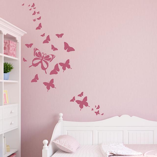 Idee Stencil Bagno : Stencil per decorare le pareti idee la casa pagina