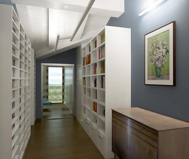 Consigli per arredare il corridoio pagina 3 di 4 for Arredare corridoio