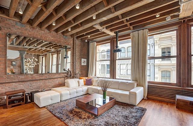 Arredare casa ispirandosi al loft newyorkesi