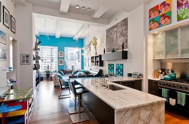 Come arredare una stanza in stile newyorkese