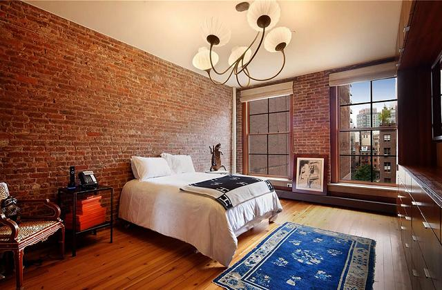 Appartamento milanese in stile newyorkese