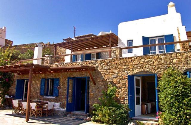 Arredare casa in stile greco