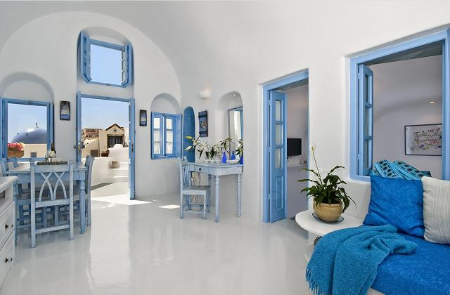 Arredare in stile greco per una casa da sogno pagina 3 di 4 for Case arredate classiche