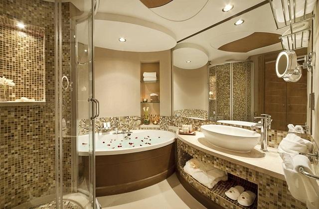 Bagni Da Sogno Piccoli : Creare un bagno da sogno: puntiamo sul lusso