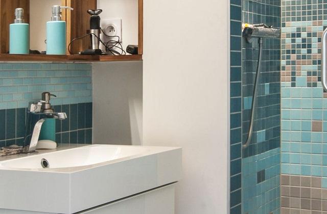 Spazi ristretti 7 idee per arredare un bagno piccolo for Idee per arredare un bagno piccolo