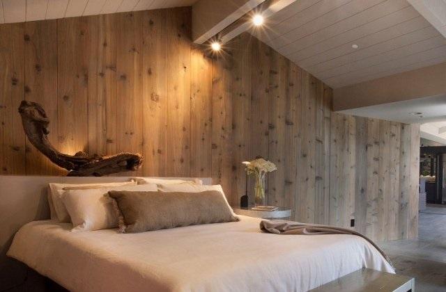 Pareti Rivestite Di Legno : Una casa accogliente con le pareti rivestite in legno pagina di