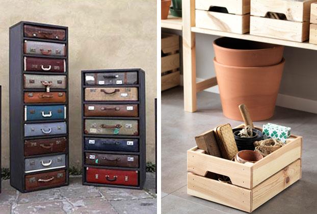 Mobili Fai Da Te Con Cassette Della Frutta : Una bella cassettiera fai da te spunti e idee pagina di