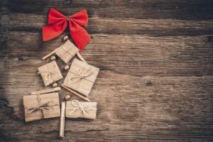 Pacchetti di Natale originali e creativi