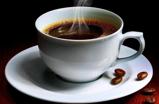 eliminare il caffè