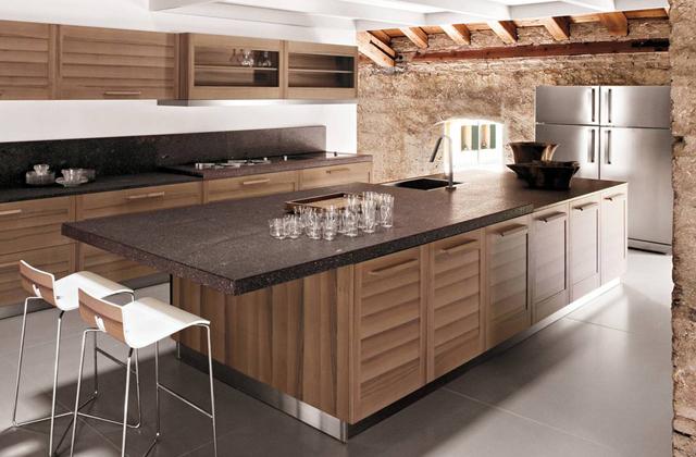 Cucine in legno moderne e classiche (tradizionali, vintage, country e rustiche): quale scegliere ...