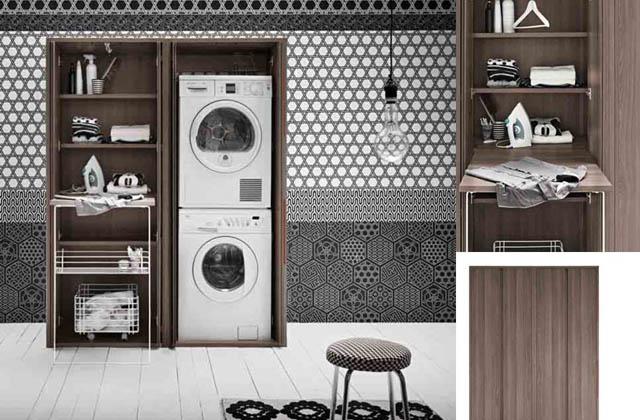 Armadio Lavanderia A Scomparsa : Soluzioni salvaspazio in lavanderia i mobili a scomparsa pagina