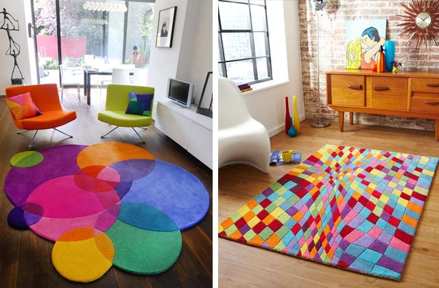 accessori casa colorati