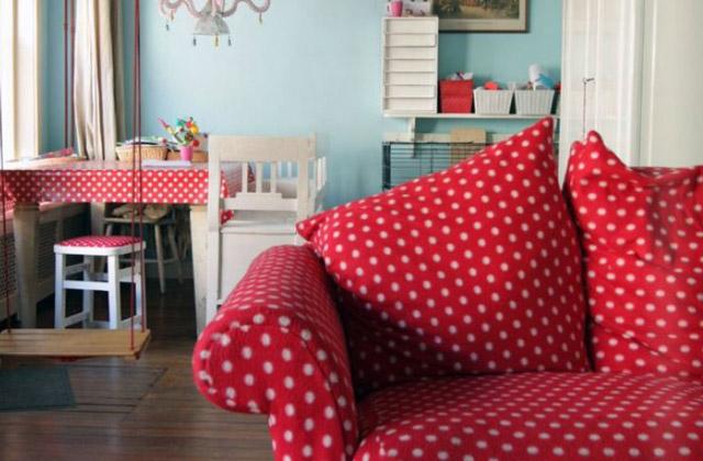Il rosso come colore per arredare casa consigli e suggerimenti pagina 3 di 4 - Suggerimenti per arredare casa ...