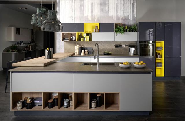 Arredare una cucina a vista idee ed esempi di arredamento pagina 5 di 5 - Arredare cucina a vista ...