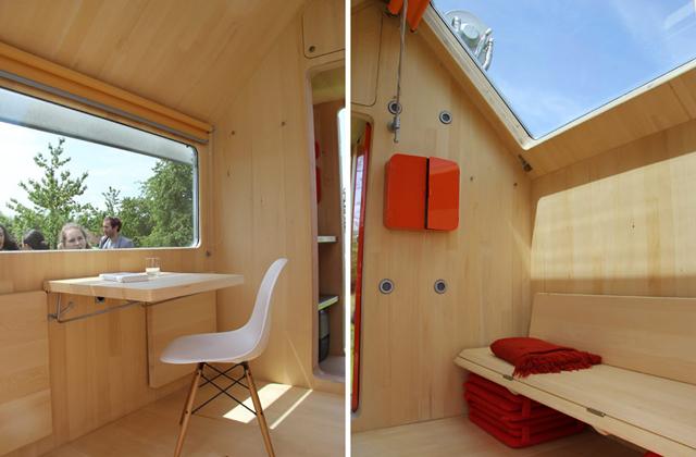 Renzo Piano La Casa Piu Piccola Del Mondo : Renzo piano firma la casa più piccola al mondo pagina di