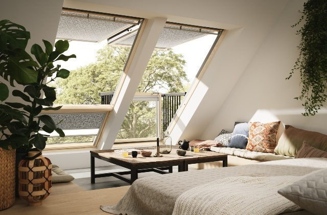 Cabrio, la finestra che diventa balcone