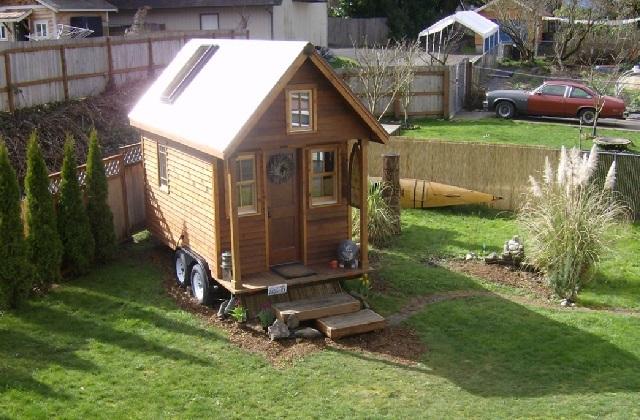 Vivere in case minuscole si può