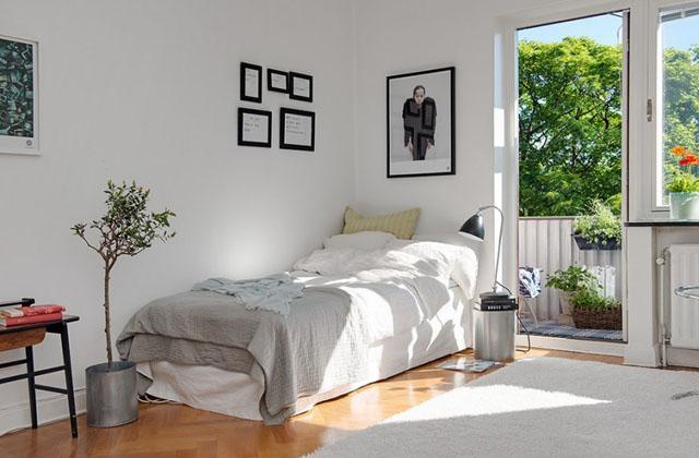 Suggerimenti e idee per arredare un appartamento di 26 mq for Arredare piccolo appartamento