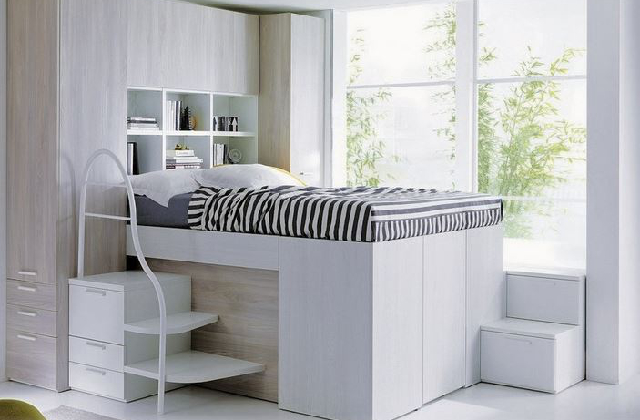 container bed