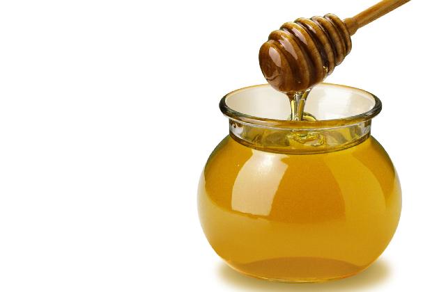 miele in vaso
