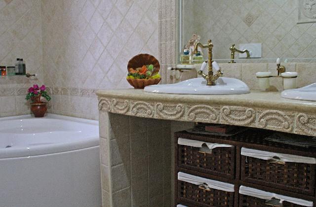 Tante buone ragioni per scegliere un bagno in muratura - Bagno in muratura moderno ...