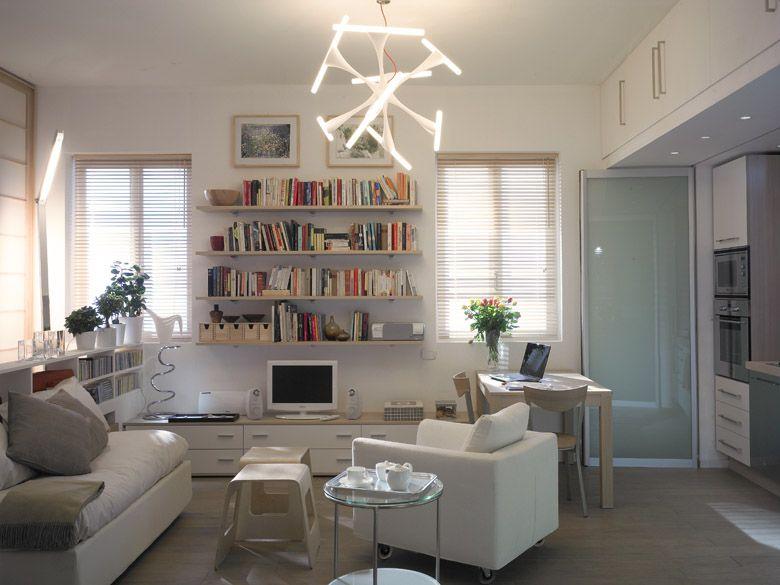 Soluzioni intelligenti per arredare un monolocale for Soluzioni economiche per arredare casa