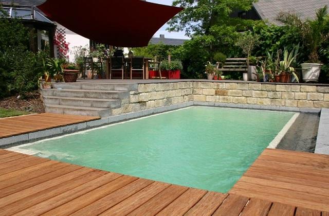 Come realizzare una piscina sull 39 attico o in terrazzo - Piscina gonfiabile terrazzo ...