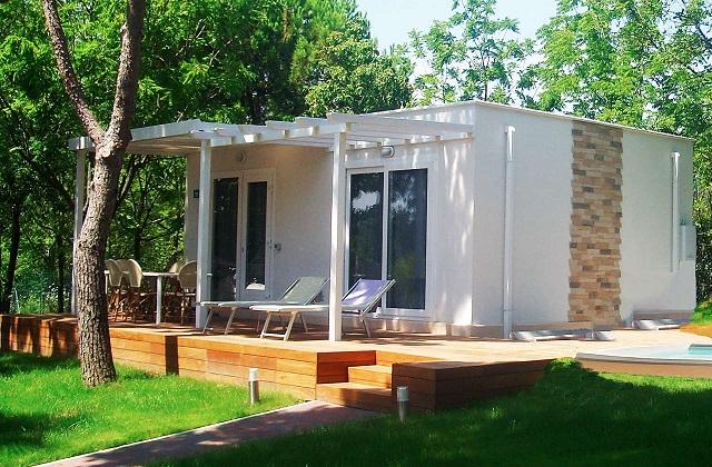 Cosa fare per collocare una casa mobile in legno su un for Casa prefabbricata in legno su terreno agricolo
