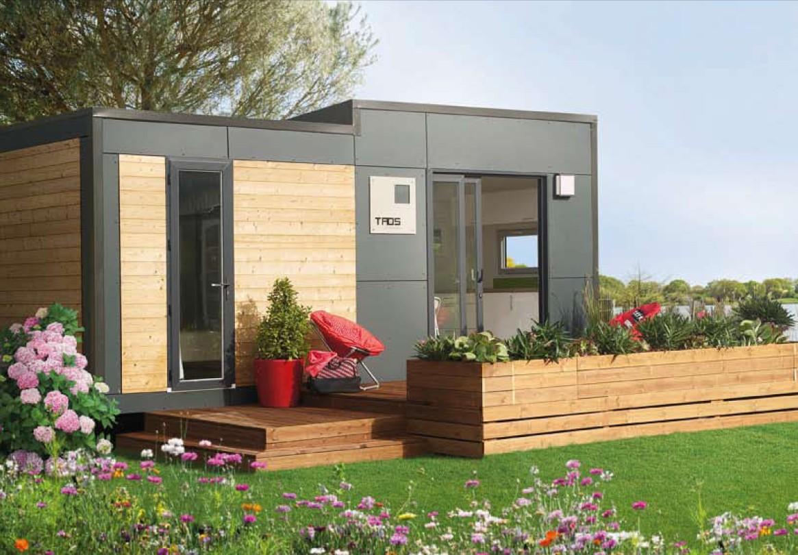 Cosa fare per collocare una casa mobile in legno su un for Case mobili normativa 2016