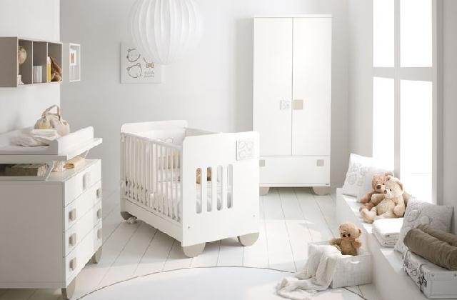allestire una camera per il neonato