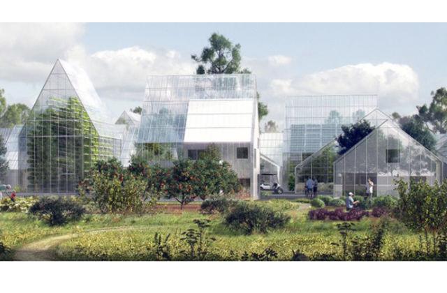 l'ecovillaggio in Olanda