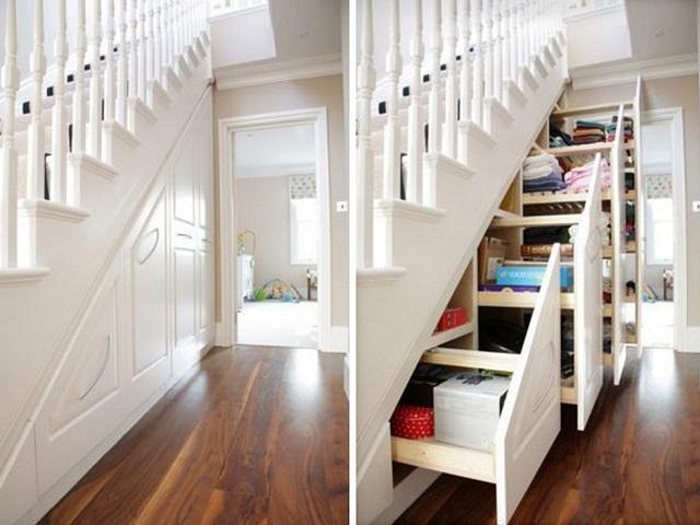 Come recuperare spazio in casa e vivere in modo più ordinato