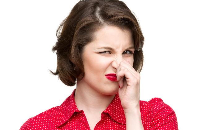 eliminare i cattivi odori