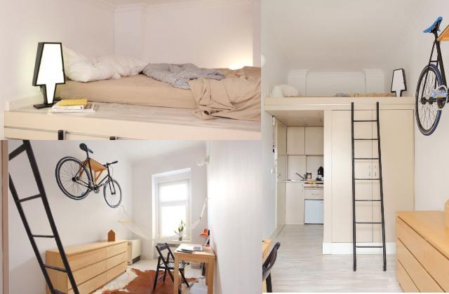 mini appartamento in Polonia