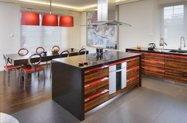 Nuove tendenze per le cucine: il legno tropicale e i suoi mille usi
