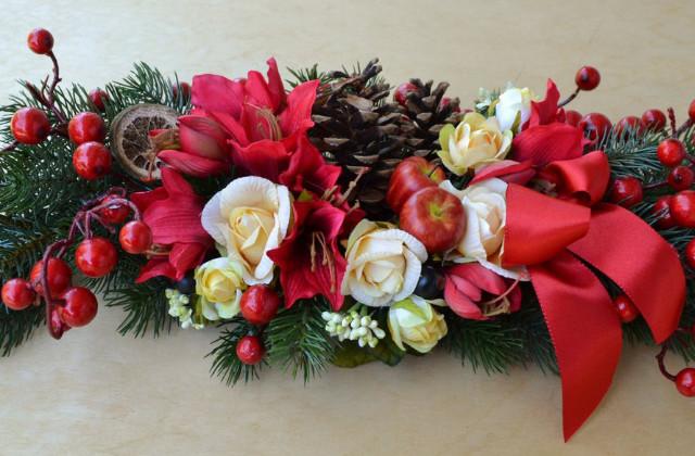 Fai da te come realizzare un centro tavola natalizio pagina 2 di 3 - Centro tavola natalizio fai da te ...