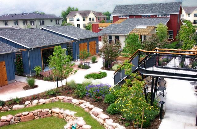 """Il cohousing per una scelta di vita """"in comune"""": come funziona"""