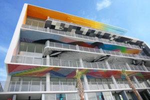 Decorare i balconi con la street art
