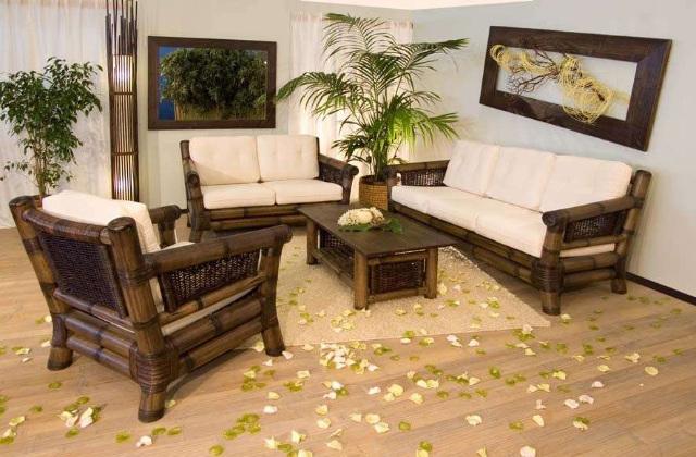 salone in stile thailandese