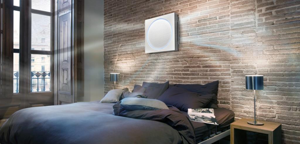 climatizzatore di design moderno