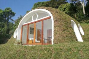 Come costruire una casa a guscio: facile e veloce