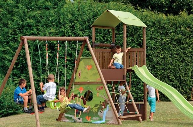 Il giardino a misura di bambino
