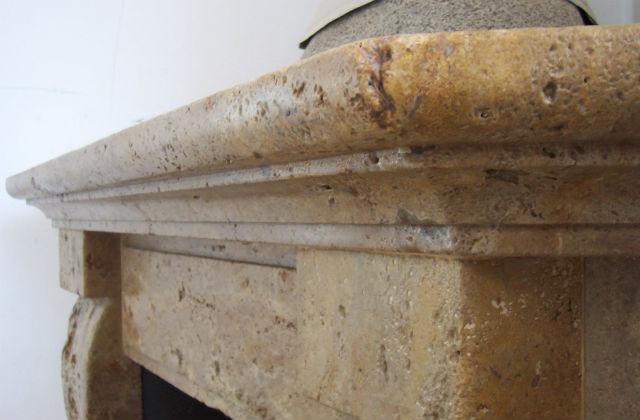 prospetto marmo antichizzato