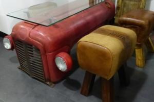 Trat-tavolino: speciale tavolino ottenuto da trattore