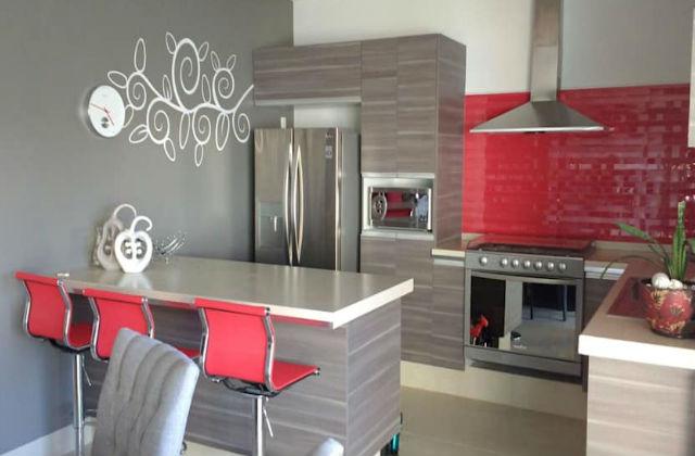 cucine con isola moderna