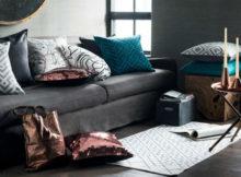 h&m divani e cuscini