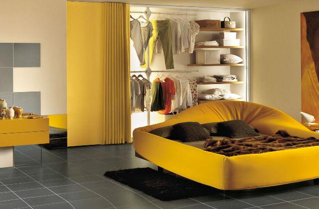 Letto dal design originale il letto con il colletto pagina 2 di 2 - Lettino attaccato al letto ...